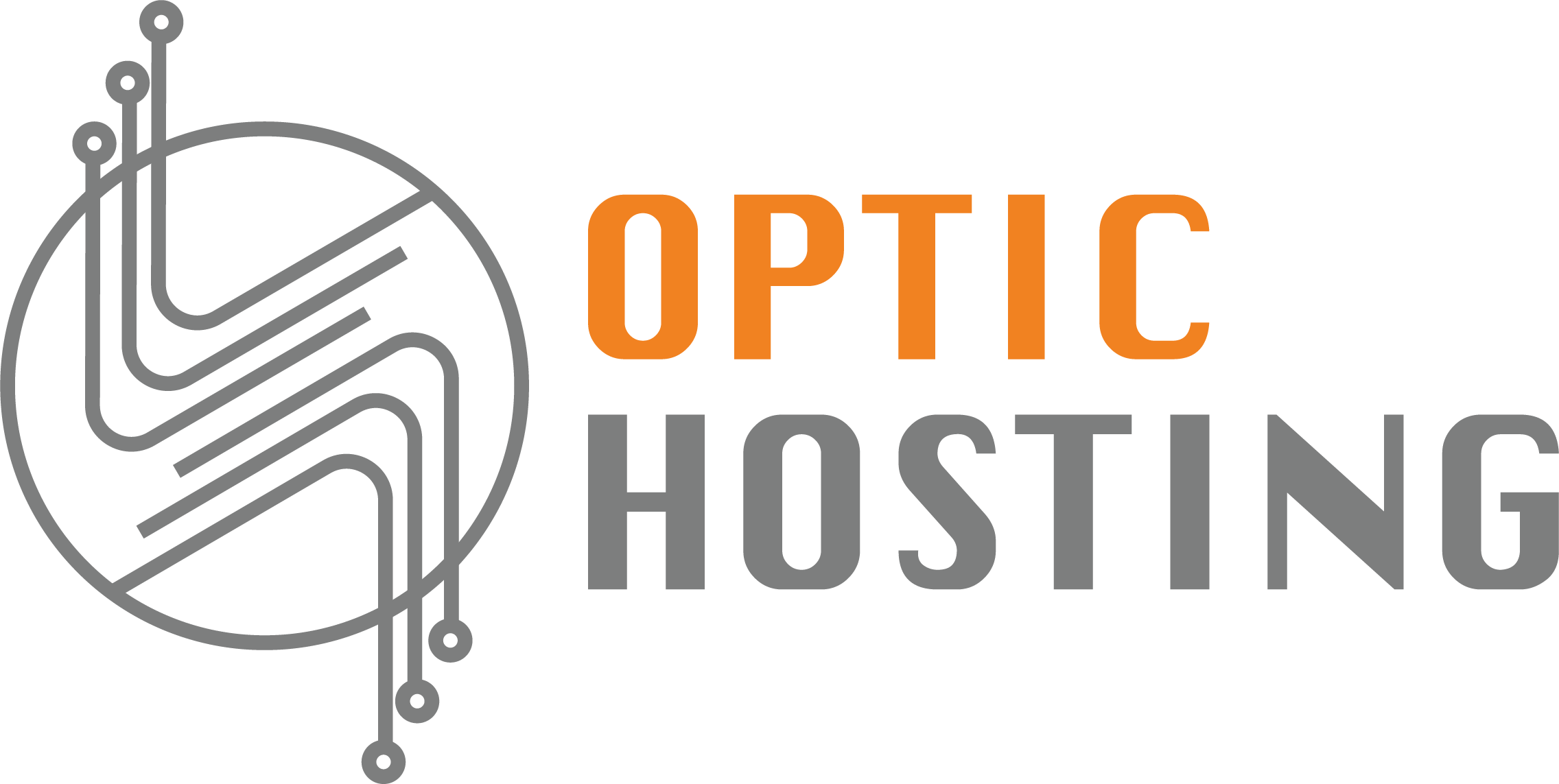 Optic Hosting Logo